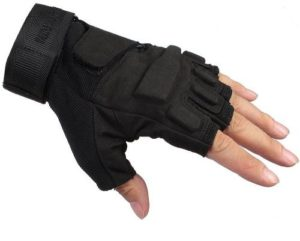 Seibertron Fingerless Parkour Gloves