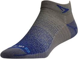 Drymax Mini Crew Running Socks