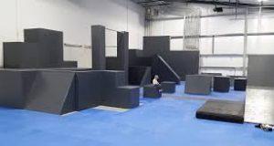 Parkour Training Gym