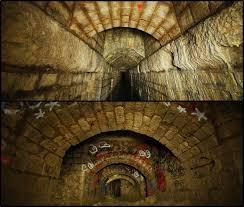 paris catacombs parkour