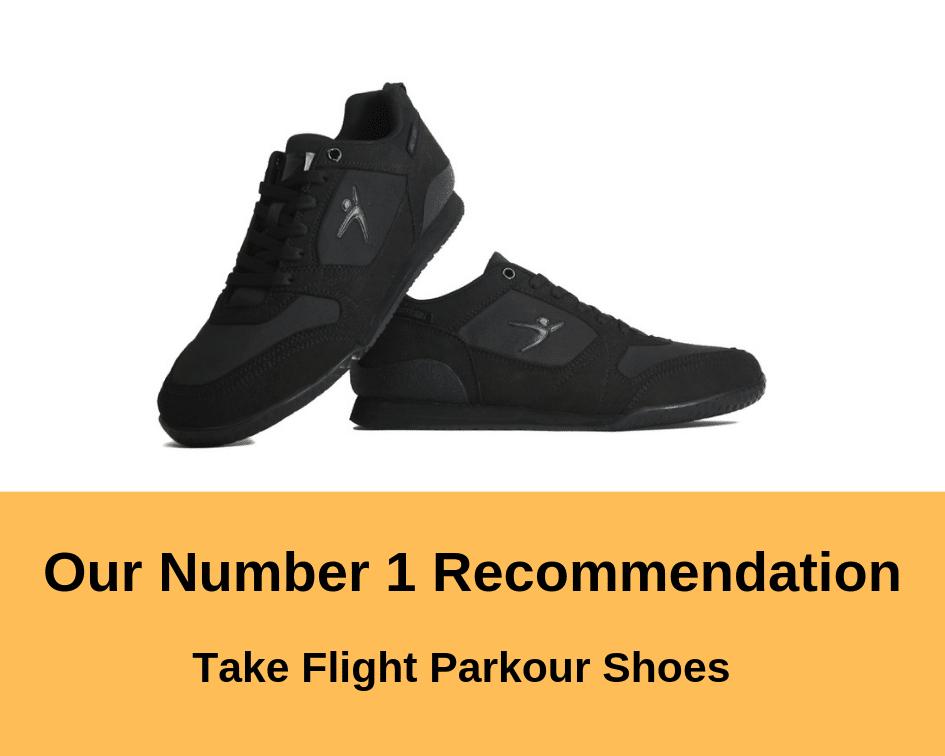 takeflight freerunning shoe